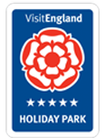 Visit England five star holiday park